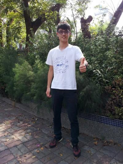 苗中學生李俊毅眼睛受傷險失明 拚繁星當眼科醫師