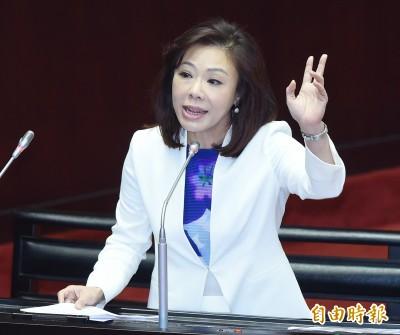 賴清德參選總統 藍委:因蔡總統民調低
