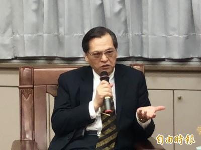韓國瑜即將訪港澳深廈 陳明通:我非常非常放心