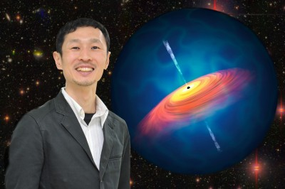 突破性發現! 超遠方宇宙驚見百個黑洞