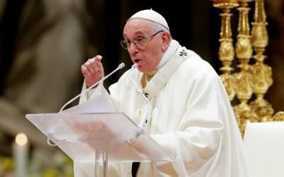 表態譴責迫害 梵蒂岡指中國「不應畏懼宗教」