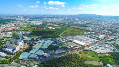 高雄仁武園區都計變更過關 拚2021年生產製造