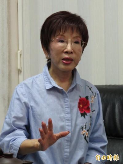 周錫瑋喊關阿扁 洪秀柱補刀:特赦違法