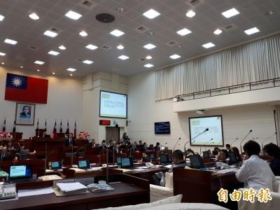 新竹市議會國民黨獨大 各黨團:非市民之福