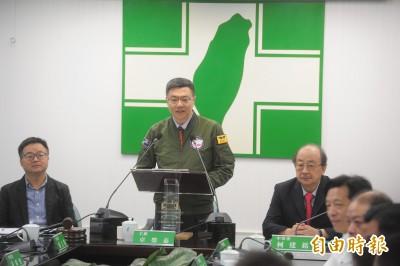 民進黨總統初選 陳菊、蘇貞昌、柯建銘加入協調