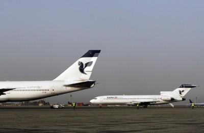 伊朗航空驚傳班機降落時起火 100名乘客慌忙逃離