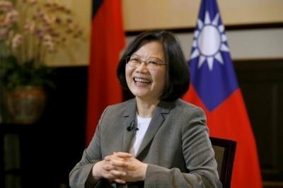 中國就怕小英? 官媒認證「維持現狀就是兩國論」