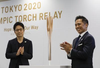 櫻花金! 東京奧運公布「櫻花」聖火 隱含災後重建心願