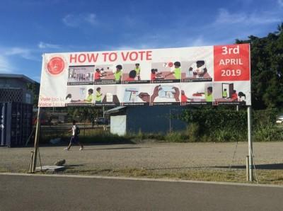 索羅門群島下月大選 路透:有候選人開始質疑台索關係
