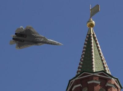 比F-22強?普廷:我認為蘇57是世界上最強的戰機