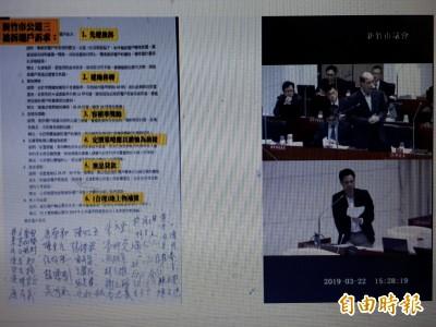 竹市議會提案審查馬拉松 市府32項墊付案、10案保留