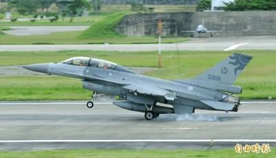 美尚未對台軍售66架F-16 中國先跳腳急喊:停止!
