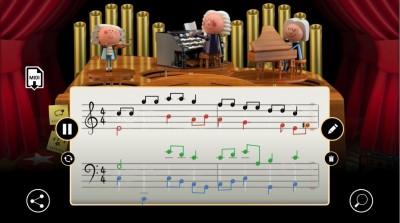 慶音樂之父巴哈冥誕 Google首款AI塗鴉牆讓你作「現代巴哈」