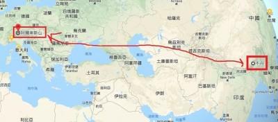 韓國瑜「不丹在阿爾卑斯山下」 韓粉全力護航網友傻眼