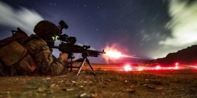 因應與中國爆發衝突 美軍在太平洋演練奪島