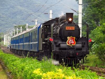 台鐵蒸汽火車仲夏寶島號來了 將載旅客漫遊花東縱谷