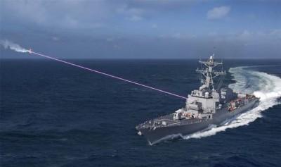 太陽神抗中國!2021年美軍驅逐艦大升級