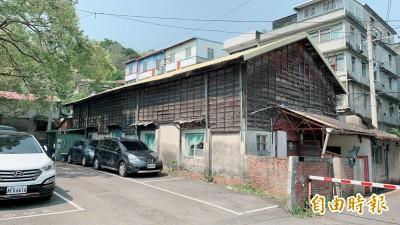 竹東2層樓日式警察宿舍將被拆 地方發聲盼保存
