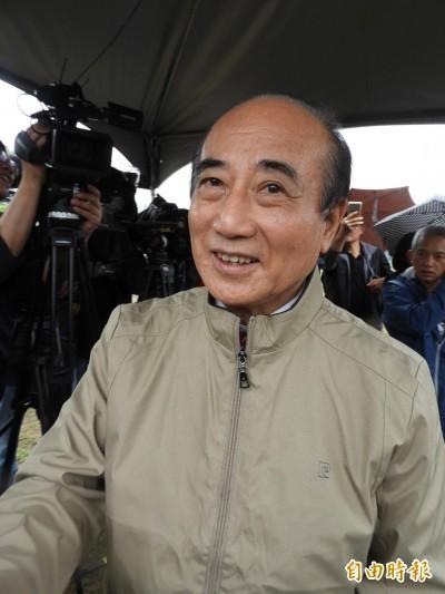 批吳敦義的心態讓民眾看不下去 王金平:國民黨真正的傷