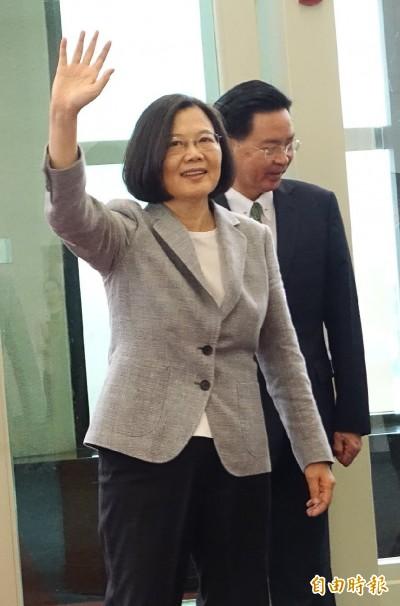韓國瑜密會中聯辦 蔡總統批「中國製造一國兩制氛圍」