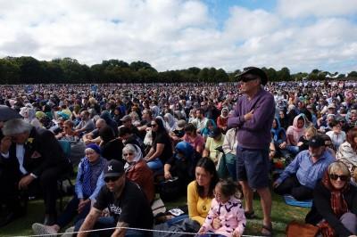 紐西蘭清真寺恐攻滿1週 全國默哀2分鐘