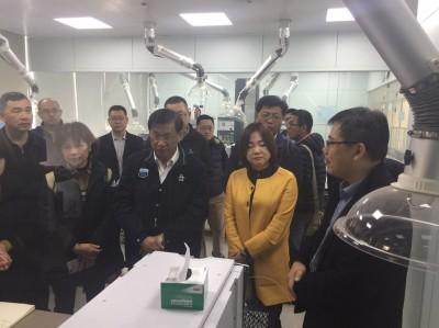 南投也簽MOU 中國山東省4年將採購5億元農產品