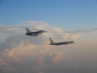 我軍機從未挑釁 空軍:中國軍媒報導是唬爛