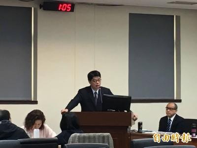 韓國瑜赴中聯辦無法可管  邱垂正:但應正視香港社會不滿與抗議