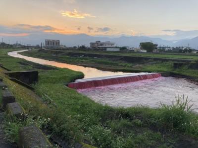 三星鄉行健溪遭污染「血流成河」 抓到凶手了