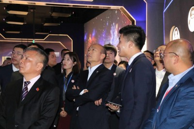 稱訪深圳收穫多 韓國瑜評估舉辦「高、深」論壇