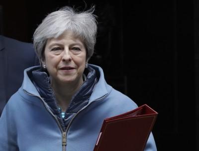 不惜代價? 傳梅伊鬆口:讓脫歐協議過我就下台