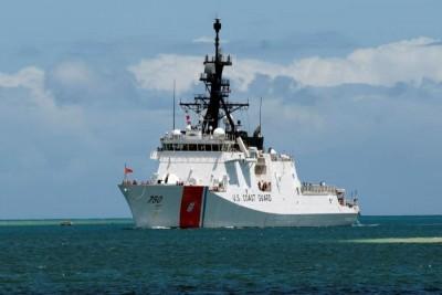 9個月來第6次!專家:美海警船首次公開路過台海