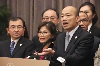 台灣是非賣品! 學者怒轟韓國瑜賣台、KMT向中共投降