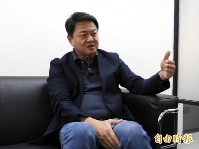 稱國號為「中華民國台灣」 周錫瑋將告蔡英文涉內亂罪