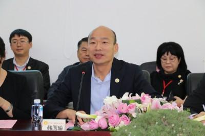 陸委會擬修「韓國瑜條款」 韓反批什麼意思:非常不聰明