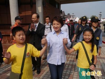 韓國瑜訪中踩紅線恐挨罰 盧秀燕:不利台灣拚經濟