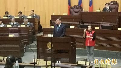 鄭文燦:任期鐵路地下化若未動工 會向市民道歉