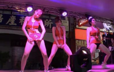 「最美魚販」廟會跳豔舞畫面流出 友人替她發聲!