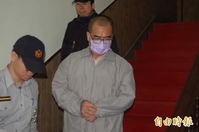 林益世誣告罪將宣判 檢轟林「無可抵賴」應判比一審八月重