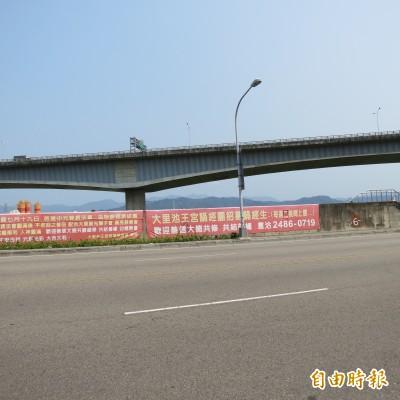 74號快速道路增設3匝道 林佳龍:全力支持