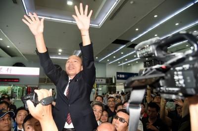 韓國瑜密訪港澳中聯辦惹議  范世平:他4月訪美備受考驗