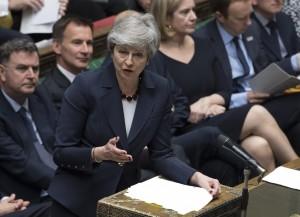 英脫歐8選項全遭國會否決 梅伊:協議通過就下台