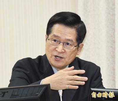 美參議員提「台灣保證法」 嚴德發最新回應出爐