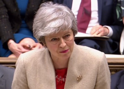 歹戲拖棚!英國會第三度否決「脫歐協議草案」