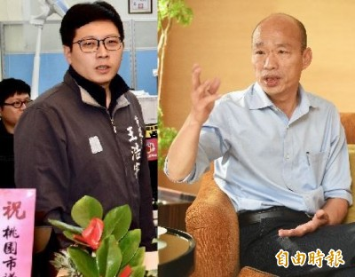 為何特別針對韓國瑜? 王浩宇嗆:因高雄議員無法監督