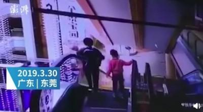 蓄意謀殺?媽抱嬰兒搭電扶梯 疑「手滑」 害兒墜3樓斃命
