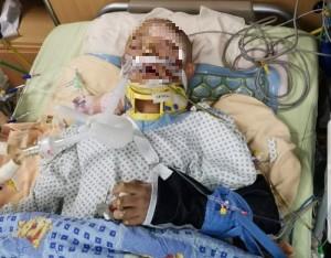 萬丹大學路10分鐘2車禍6傷 酒駕肇事國小學童生命垂危