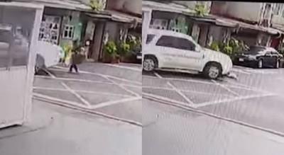 老婦上午出門工作 遭印表機送貨員開車撞輾 下午不治