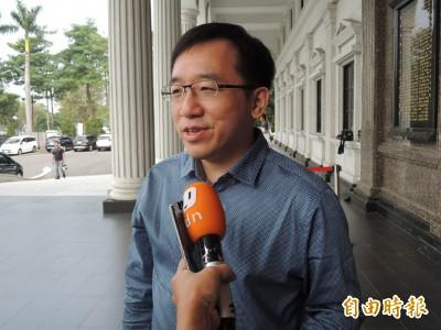 謝龍介告阿扁違反選罷法 陳致中:他鬼打牆