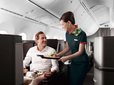 獲選TripAdvisor最佳航空第3名 長榮:全世界旅客的肯定